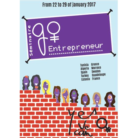 Go entrepreneur