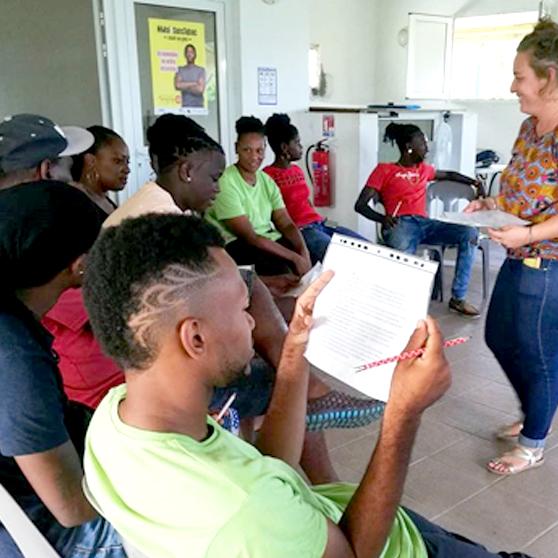 Jeunesse Martiniquaise : Agir contre le cyberharcèlement