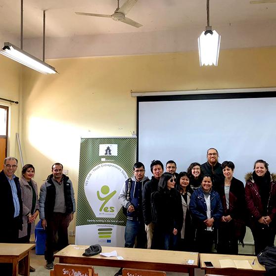 Yes Club Youth Entrepreneurs Social Club